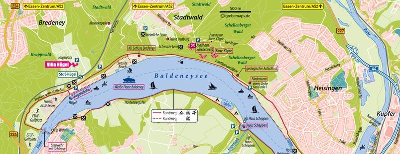 touristische Infokarte erstellen, Karte für Tourismus erstellen