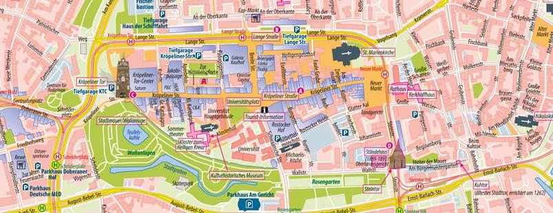 touristischen Ortsplan erstellen, touristischen Stadtplan erstellen